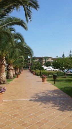 Viva Can Picafort: Walkway