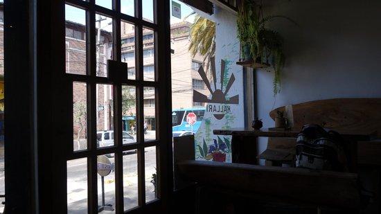 The Kallari Cafe : Interior of Kallari