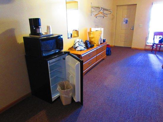 Ambers Hideaway: Room