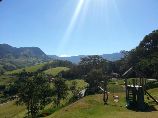 Pousada do Quilombo Resort: Vista do Restaurante Trincheira que faz parte da pousada