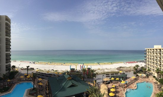 Hilton Sandestin Beach, Golf Resort & Spa : View from room 728