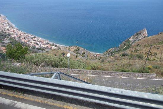 Bel Soggiorno Hotel: High roads!