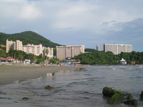 Azul Ixtapa Beach Resort & Convention Center: el grande hotel