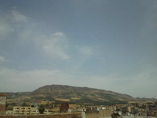 Riad Adarissa: view from the terrace