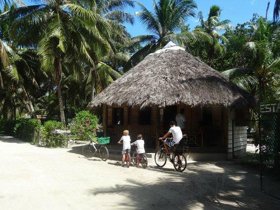 Wyspa Praslin, Seszele: .