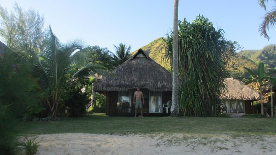Hotel Les Tipaniers : bungalow