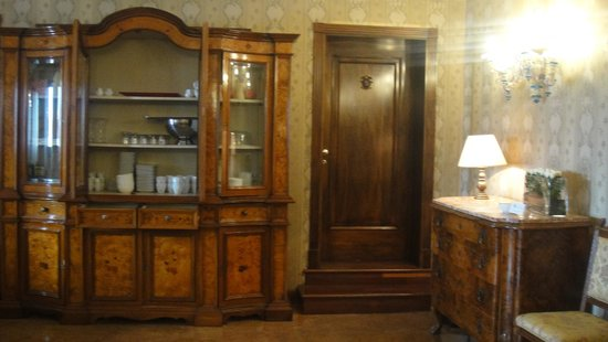 Palazzo Bembo : Breakfast room