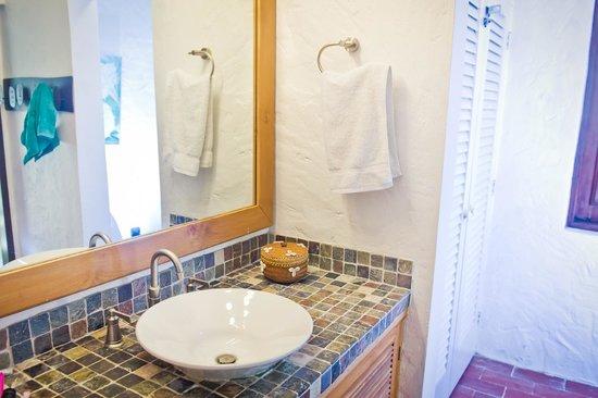 Sandy Ground Estates: Bathroom at Diamond Villa SGE