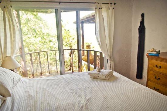 Sandy Ground Estates: Downstairs bedroom at Diamond Villa SGE