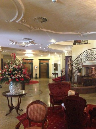 Carlsbad Plaza Medical Spa & Wellness Hotel: Lobby