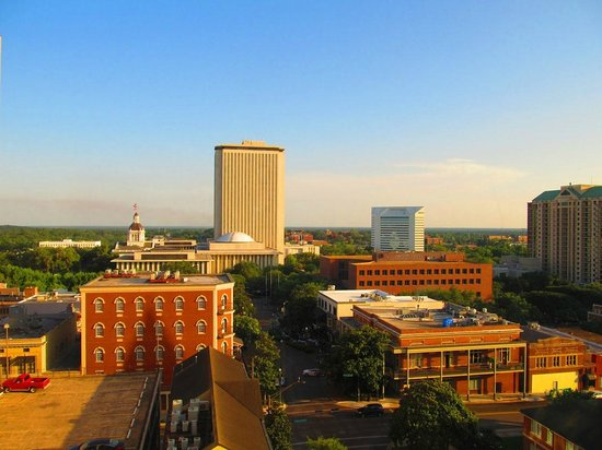 Doubletree Hotel Tallahassee: View from the 11th Floor