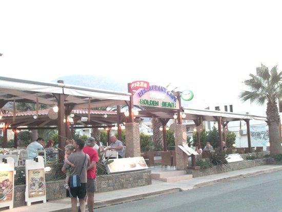 Aggelo Hotel Stalis : Kostas Golden Beach