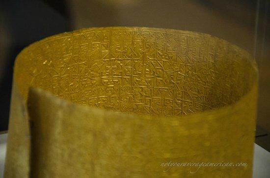 Museum für präkolumbische Kunst Casa del Alabado: Metalwork in Gold