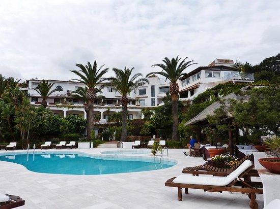 Balocco Hotel: Poolside