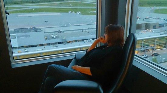 ALT Hotel Halifax Airport: Great view