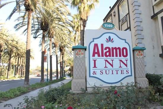 Alamo Inn & Suites: Welcome to the Alamo Inn!