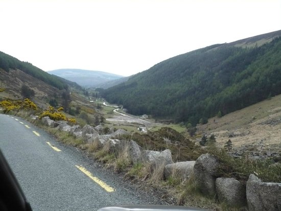 The Wicklow Way : Wicklow Mountains National Park