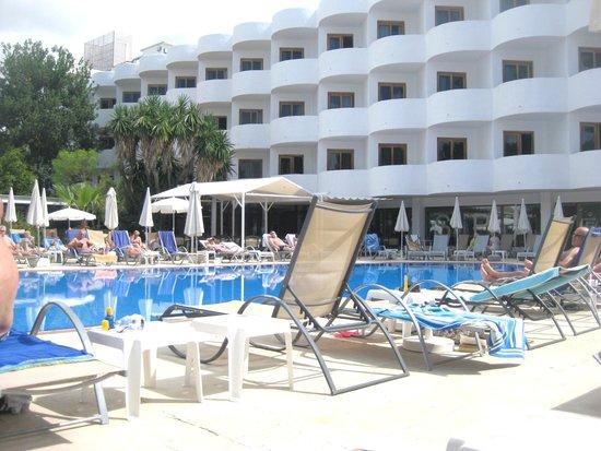 SENTIDO Tucan : HOTEL TUCAN POOL/HOTEL VIEW