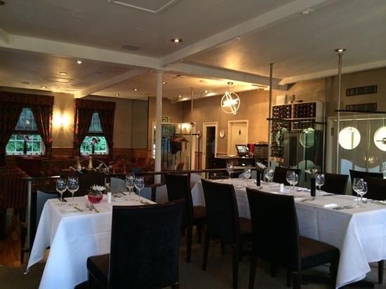 Darleys - Restaurant & Terrace : Dining room