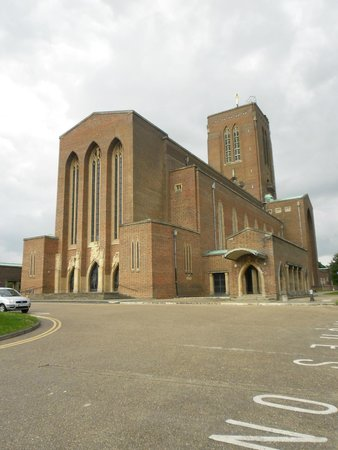 Guildford Cathedral exterior