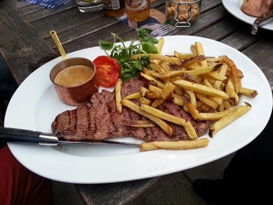 Malmaison Manchester: Great food.