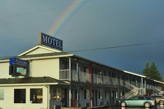 The Pacific Inn Motel: Motel