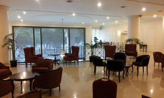 Scala Hotel: salão superior