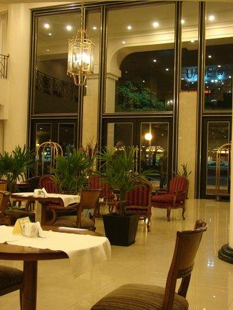 Scala Hotel: Lobby