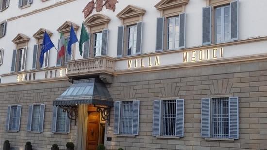 Sina Villa Medici, Autograph Collection: Grand Hotel Villa Medici