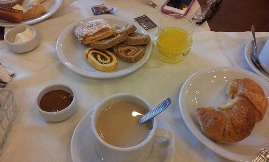 Scala Hotel Buenos Aires: ótimo café da manhã