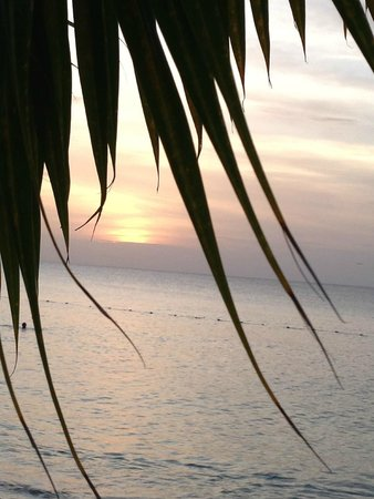 Jamaica Inn: Sunset on the Caribbean