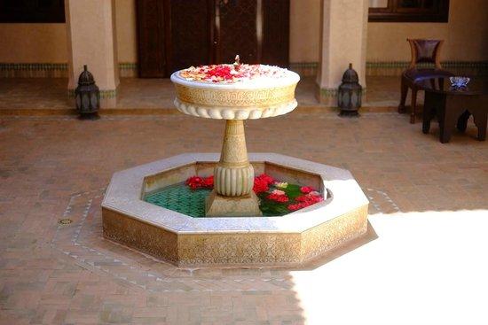 Riad Kniza: hotel