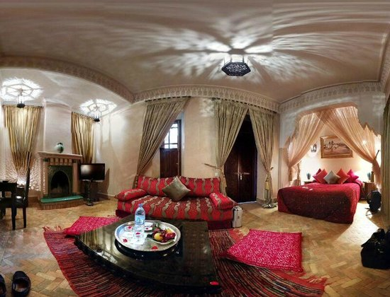 Riad Kniza: the suite