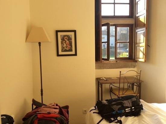 Hospederia San Martin Pinario: la camera