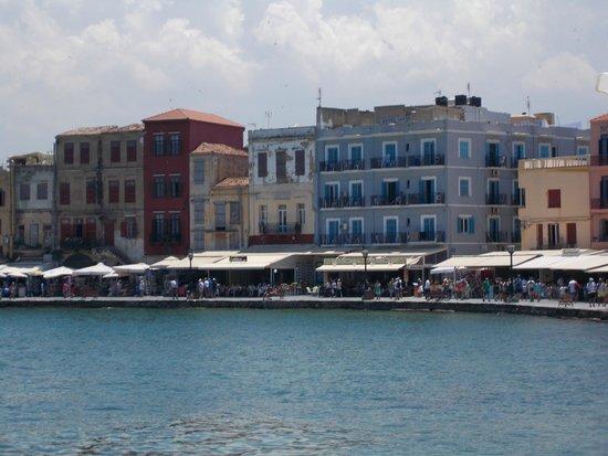 Loukia Hotel: The Blue Hotel is Hotel Lucia