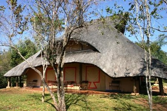 Lokuthula Lodges: Our lodge on arrival