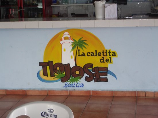 Tio Jose: Look for this SIGN !!!!!!!!