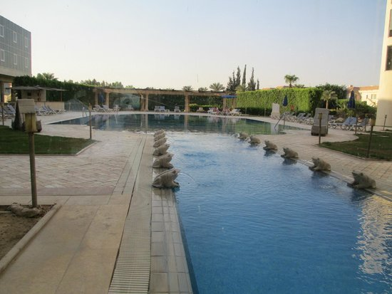 JW Marriott Hotel Cairo: SPA external swimming pool