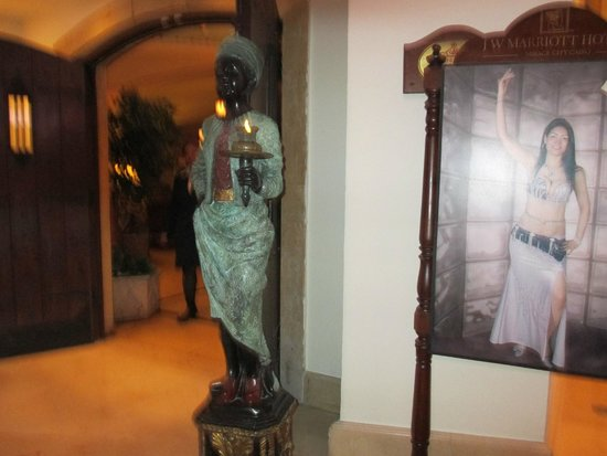 JW Marriott Hotel Cairo: Lebanese resturant