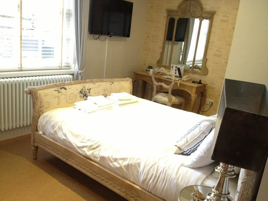 The White Hart Hotel : Room no 1