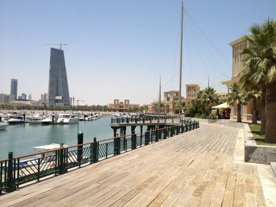 Souk Sharq: From water side