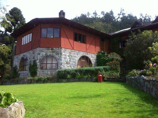 Hacienda Manteles: Main house