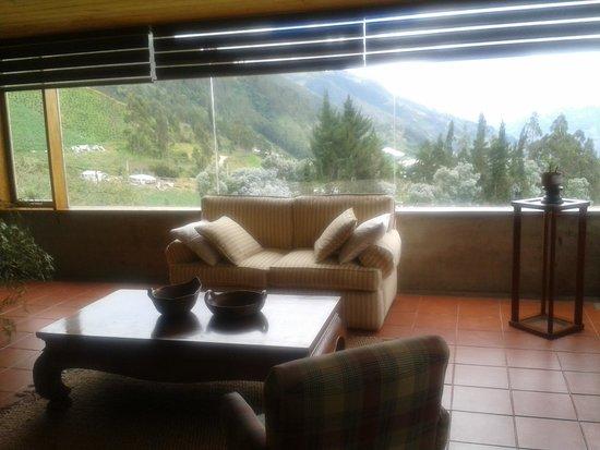 Hacienda Manteles : Suite