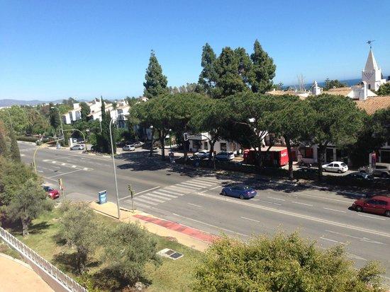Alanda Hotel Marbella: Hotel View