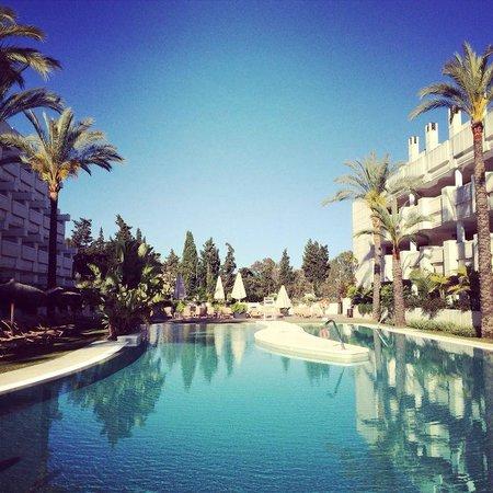 Alanda Hotel Marbella : Pool Area