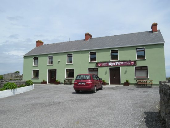 The Tigh Fitz Guesthouse