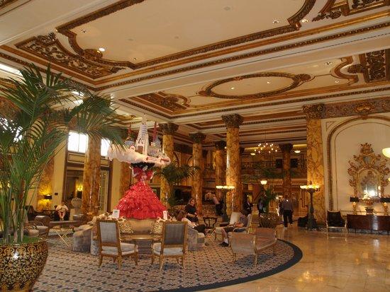 Fairmont San Francisco: Lobby of the Fairmont
