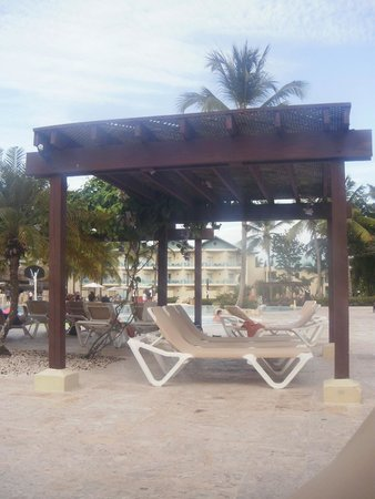 Dreams La Romana Resort & Spa : cabana