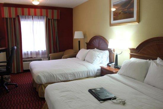 Comfort Inn Lancaster - Rockvale Outlets : Ower room.