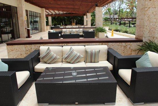 Dreams La Romana Resort & Spa : restaurants
